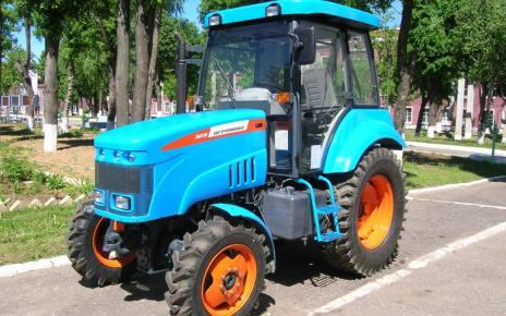 Газовый трактор Агромаш 50ТК