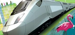 Transport Alstom.