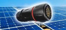 Разъемы для солнечных батарей