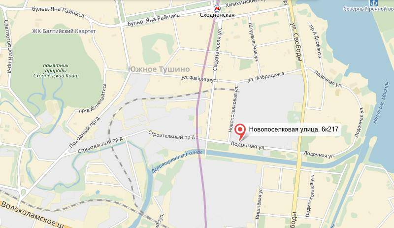 Адрес портала Infomach
