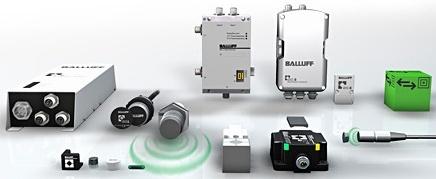 Система промышленной идентификации BALLUFF BIS U