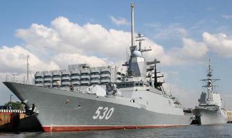 VI Международный военно-морской салон - 2013