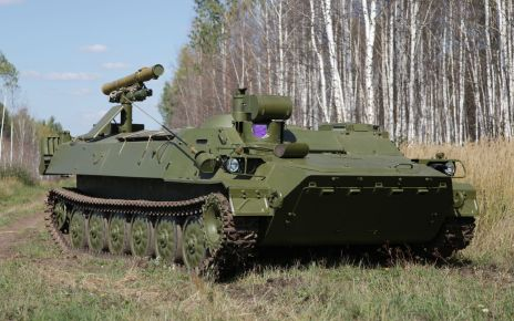 Anti-tank complex Sturm-SM