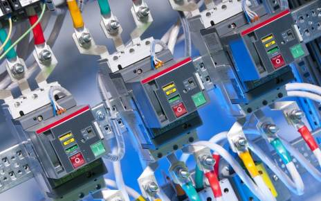Import substitution of electrical equipment