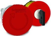 Кнопки аварийного останова Harmony XB4 и XB5