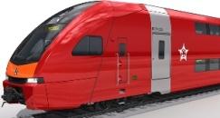 Двухэтажные поезда Stadler Rail Group серии KISS