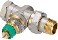 Радиаторный динамический термостатический клапан Danfoss RA-DV