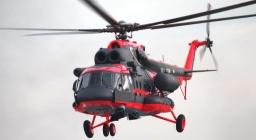 Вертолет Ми-8АМТШ-ВА для Арктики