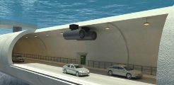 Плавучие подводные тоннели Норвегии