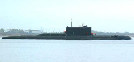 Подводная лодка Б-90 Саров