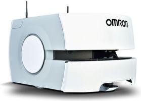 Мобильный робот Omron