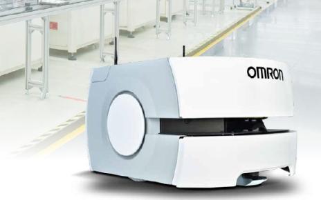 Робот Omron мобильный