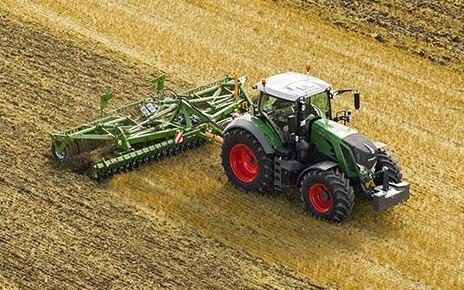 Трактор 800 Vario