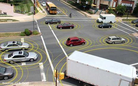 Система для автомобилей-роботов