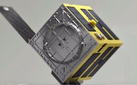 Спутник мусорщик Astroscale