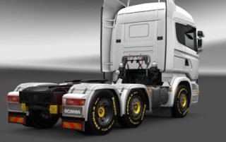 Truck tires Pirelli