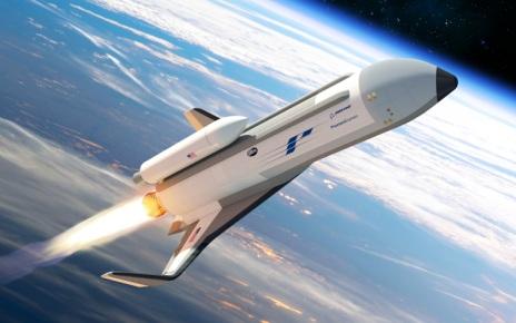 Космический самолет Phantom Express