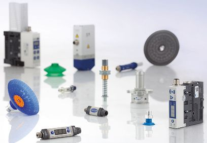 Schmalz vacuum components products