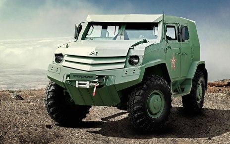 Бронеавтомобиль Торос 4901