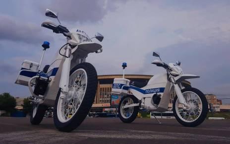 Электрические мотоциклы Иж