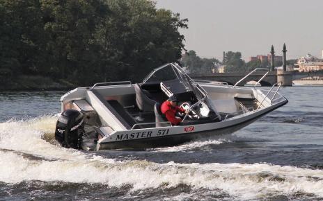 Лодка Мастер 571