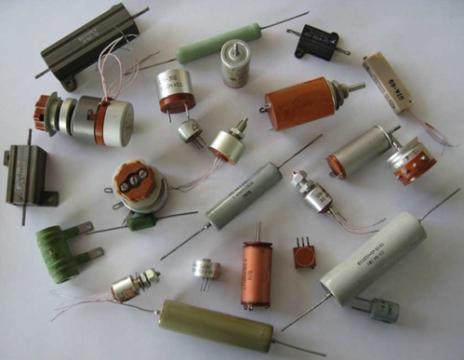 Резисторы и резисторные компоненты НИИЭМП