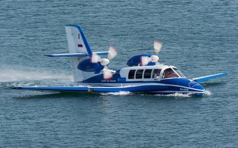 Самолет Бе-103