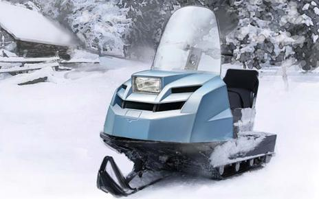 Снегоход STELS МОРОЗ