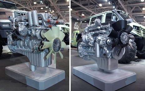 Двигатели ЯМЗ-770 и ЯМЗ-530
