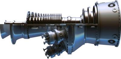 Газотурбинная установка 6F_03 6FA