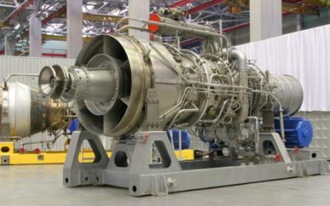Газовые турбины ГТД-4_6_3_10РМ