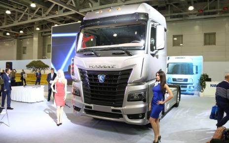 КАМАЗ-54901 с кабиной К5