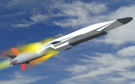 Гиперзвуковая противокорабельная ракета Циркон