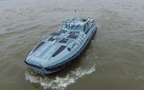 Десантно штурмовая лодка проекта 02800