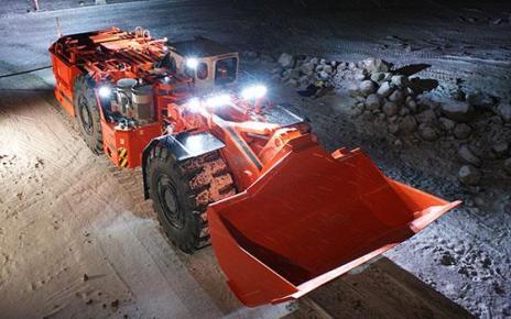 Sandvik Underground Loader LH625E