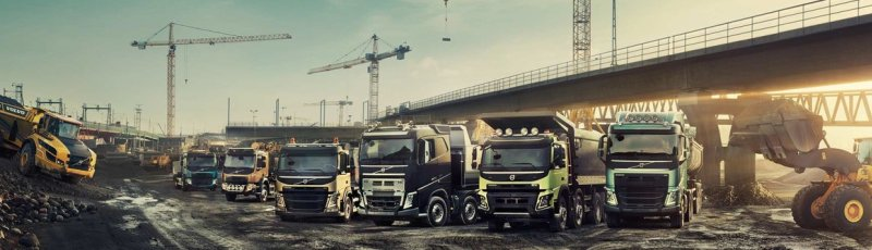 Volvo Group products