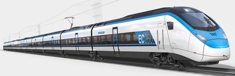 Высокоскоростной поезд Stadler EC250