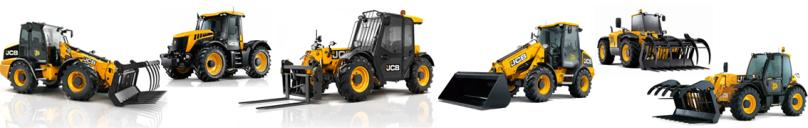 JCB products