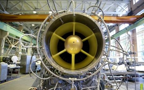 Двигатель ПС-90ГП-25