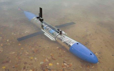 Подводный глайдер НПП ПТ Океанос