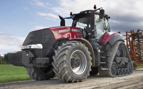 Трактор Magnum Rowtrac 340