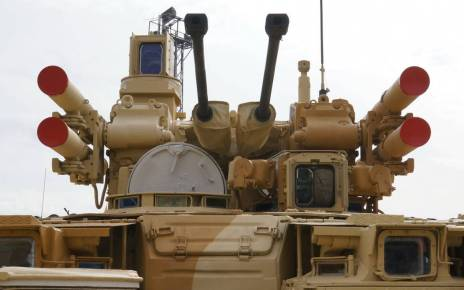 БМПТ Терминатор-2 01