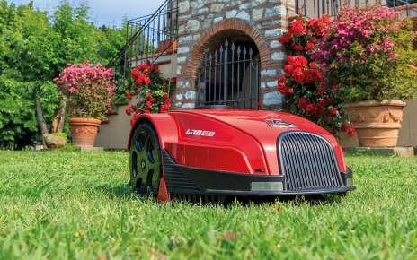 Робот-газонокосилка L30 Elite