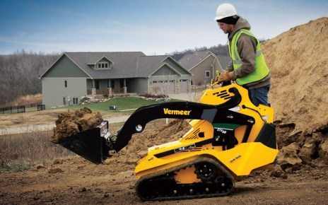 Vermeer CTX450 mini loader