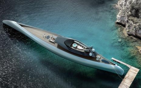 Яхта Tuhura