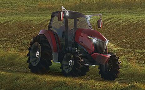 Беспилотный трактор Yanmar