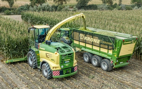 Krone BiG X 680