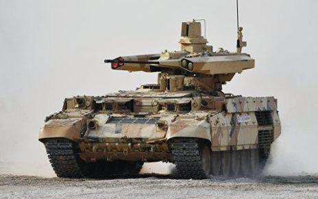 Боевая машина поддержки танков Терминатор-3