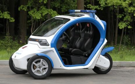 Electric Vehicle Ovum
