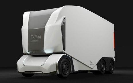 Электро-грузовик T-pod